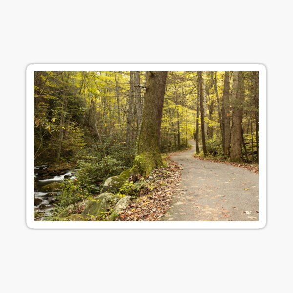 Roaring Fork Nature Trail   Sticker