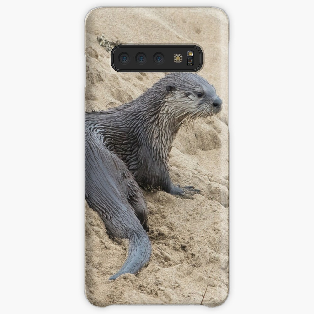 The otter's spot Case & Skin for Samsung Galaxy