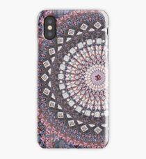 Om Mandala Lavender iPhone Case/Skin