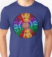 Bassnectar - Rainbow Geometric Mandala - Psychedelic Funkadelic Trippy Festival Hallucinogen  T-Shirt
