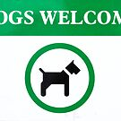 Dogs Welcome by JEZ22
