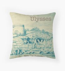 Martello Tower Throw Pillow