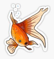 Arx's Goldfish Sticker