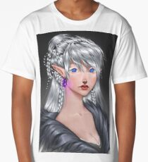 The White Mage Long T-Shirt