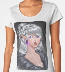 The White Mage Women's Premium T-Shirt