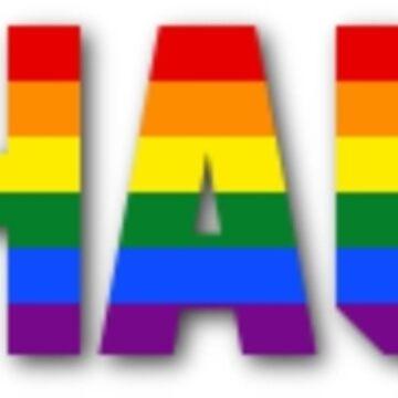 Gay Pride Wayhaught by GreysPlatten