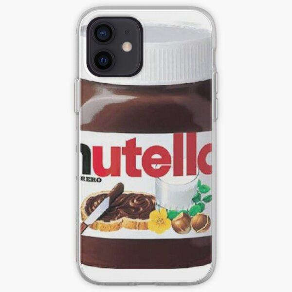Nutella iPhone Soft Case