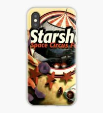 Star Shot space circus iPhone Case