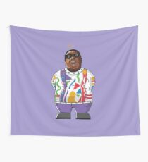 Biggie Smalls Wall Tapestry