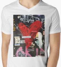 Wall no.21 Men's V-Neck T-Shirt