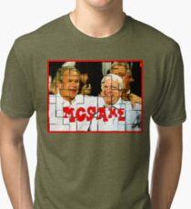 McSame - McCain Tri-blend T-Shirt