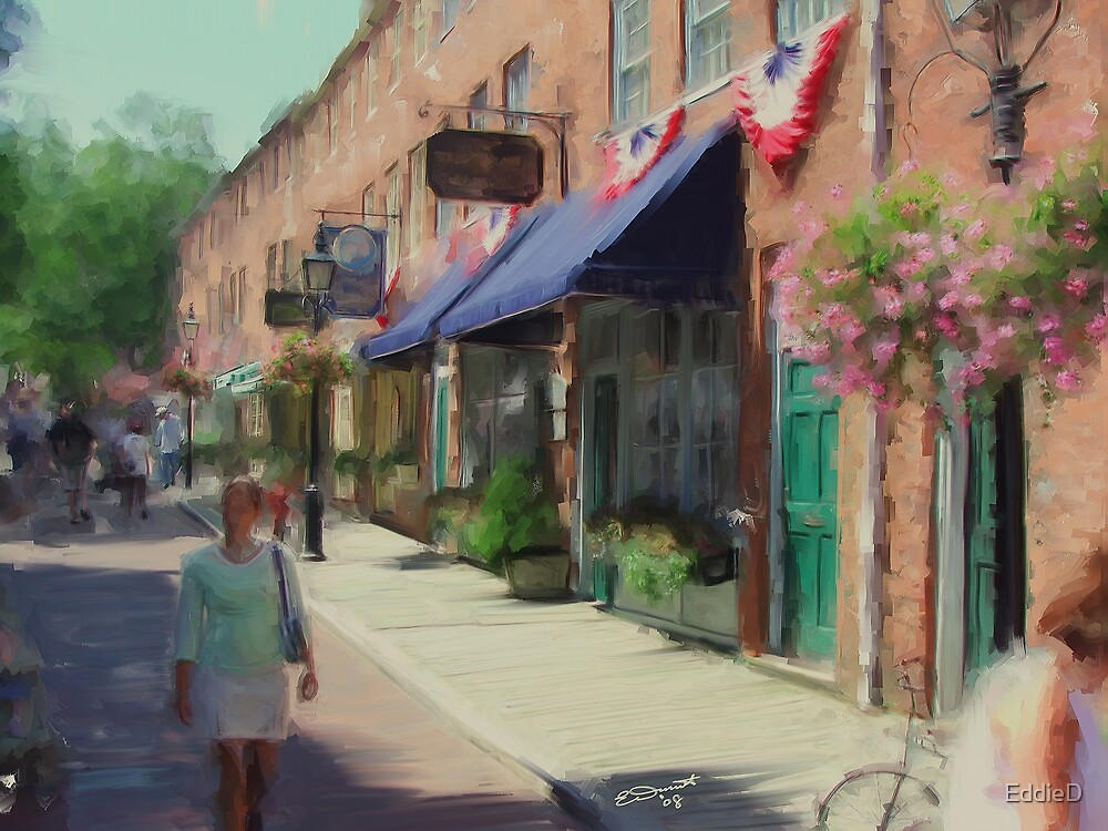 Shopping Newburyport by EddieD