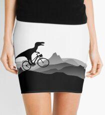 BICYCLE DINO - Dino Collection Mini Skirt