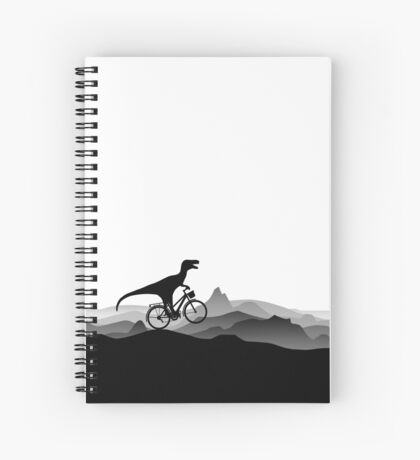 BICYCLE DINO - Dino Collection Spiral Notebook