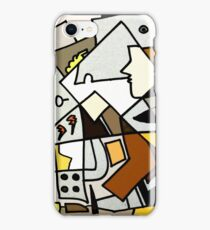 Revisited  - a naive Demarcation iPhone Case/Skin
