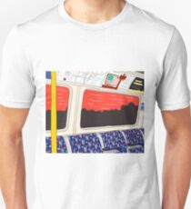 View from London Jubilee Line T-Shirt