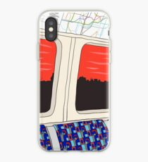 View from London Jubilee Line iPhone Case