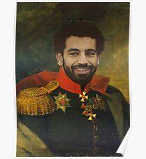 Captain Salah Poster