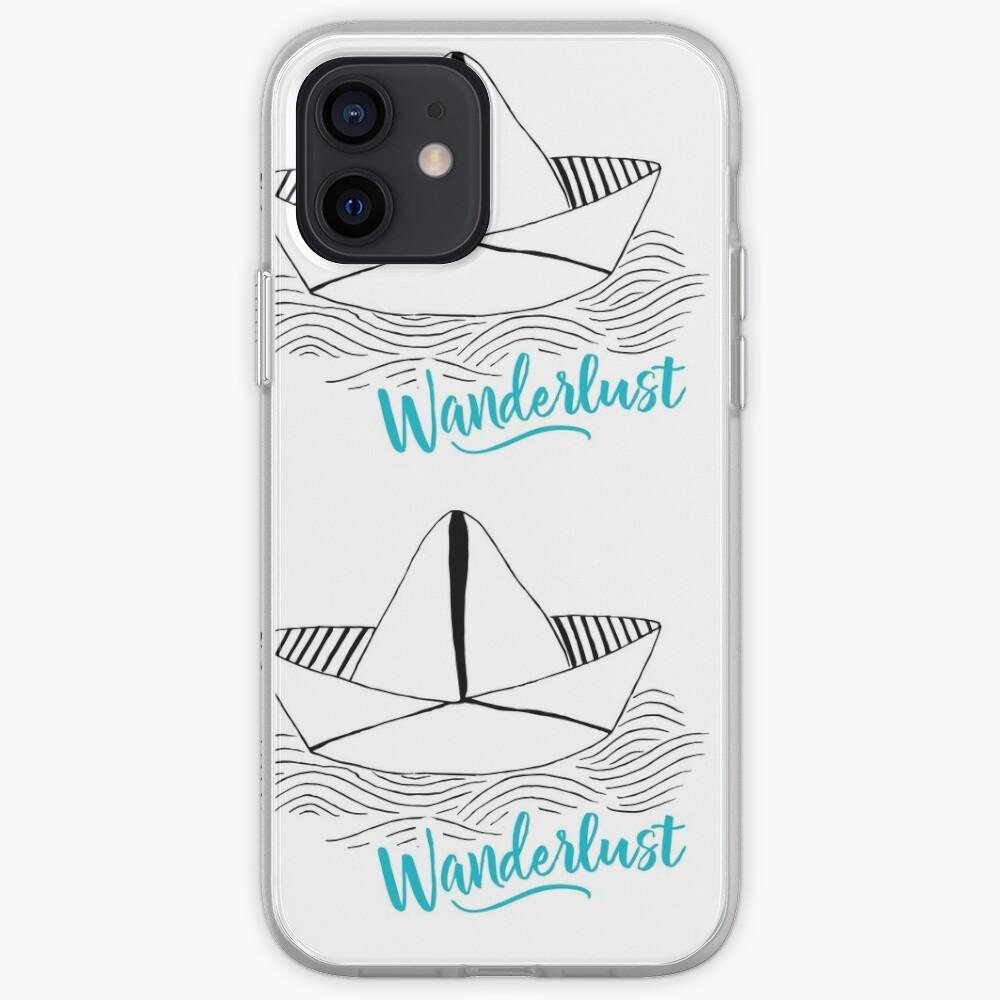 Wanderlust - Travel addiction iPhone Case & Cover