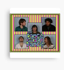 Dance Gavin Dance Canvas Print