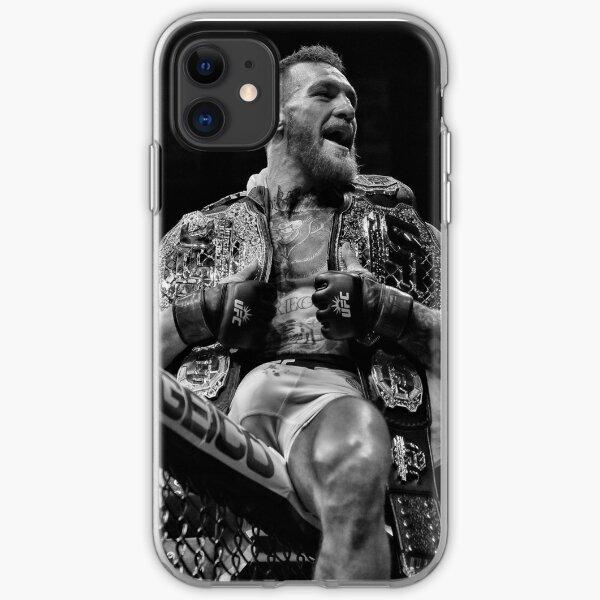CHAMP CHAMP / B&W VERSION iPhone Soft Case