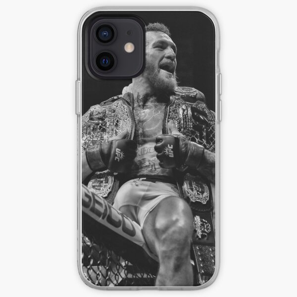 CHAMP CHAMP / B&W VERSION iPhone Soft Case