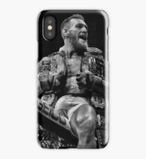 CHAMP CHAMP / B&W VERSION iPhone Case/Skin