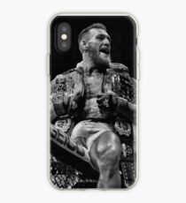 CHAMP CHAMP / B&W VERSION iPhone Case