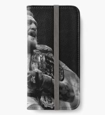 CHAMP CHAMP / B&W VERSION iPhone Wallet/Case/Skin