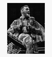 CHAMP CHAMP / B&W VERSION Photographic Print