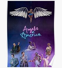 Angels in America - portrait Poster