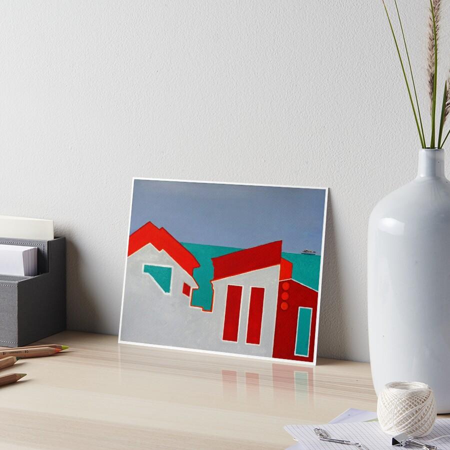 """Bay Views by Belinda """"BillyLee"""" NYE (Printmaker)"""