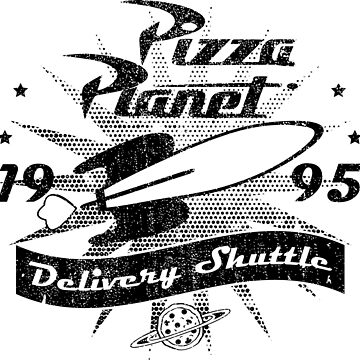 Pizza Planet by CarmenRF