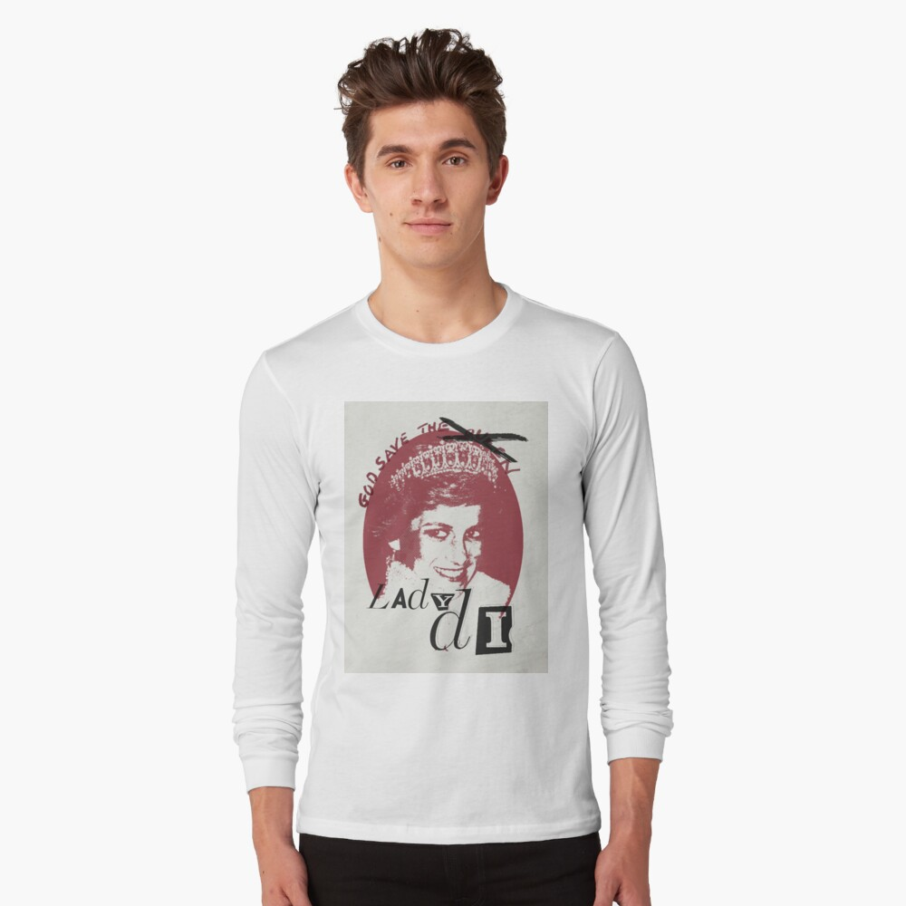 God Save Lady Di T Shirt By Adarvephtcllage Redbubble