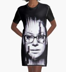 Cosima - Orphan Black Graphic T-Shirt Dress