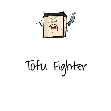 Tofu Fighter - Cricket by PixelPuff