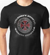 Templar Symbol Seal Code T-Shirt  T-Shirt