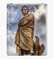 Dante Alighieri by Enrico Pazzi iPad Case/Skin