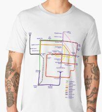 Kanto Tube Men's Premium T-Shirt