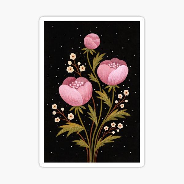 Blüht im Dunkeln Sticker