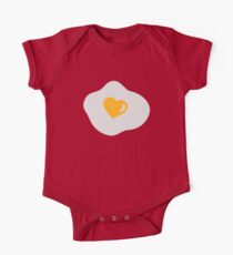 Fried egg heart Kids Clothes