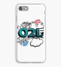 O2L FOREVER GRAPHIC  iPhone Case/Skin