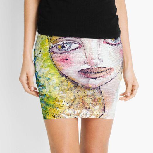 La Bella del Parque Mini Skirt