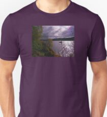 Here Comes Nessie Unisex T-Shirt