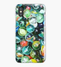 Marble Mania iPhone Case