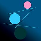 The 3 dots, power game 8 by Ayman Alenany