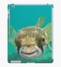 Globe Fish iPad Case/Skin
