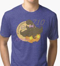 #710 - Pumpkaboo Tri-blend T-Shirt