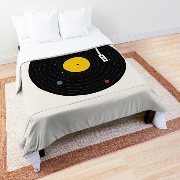 Music Everywhere Comforter