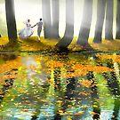 Runaway Bride by Igor Zenin